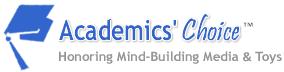 Academics' Choice Smart Media Award Logo