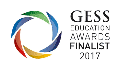 GESS Education Awards Logo