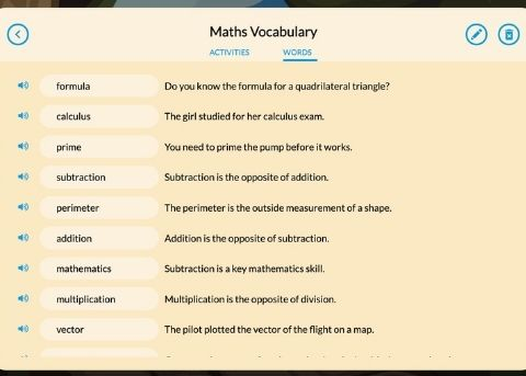 Using English and Maths to Teach Literacy - 5
